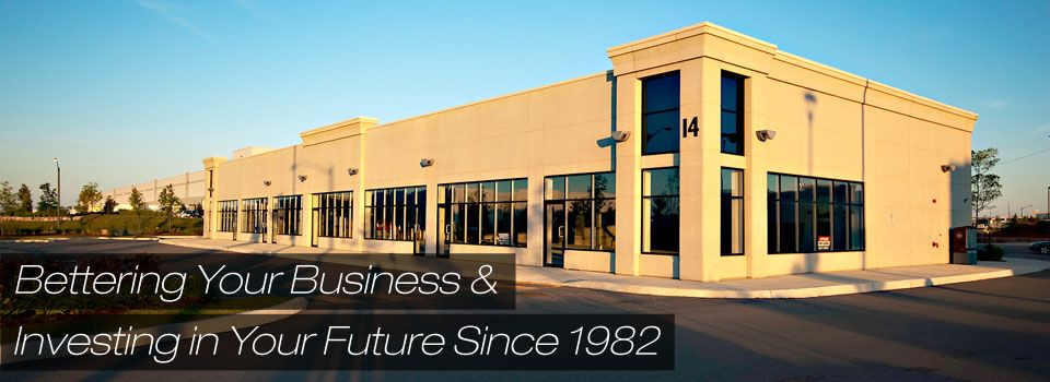 Bettering Your Business & Investing in Your Future Since 1982